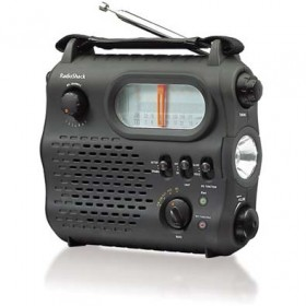 RADIOSHACK 20-108 EMERGENCY CRANK RADIO