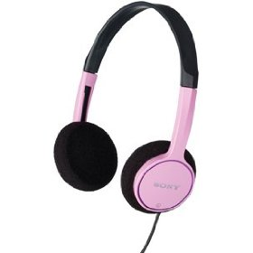 SONY MDR-222KD/PIN Children Headphones