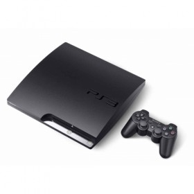 SONY PS3 CECH-3004 + BLES-01382 FIFA 2012