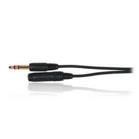 RadioShack 1/4inch to 1/4inch Stereo Extension 6m Cable