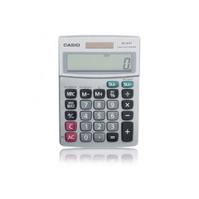 Casio MS80TV Desktop Calculator