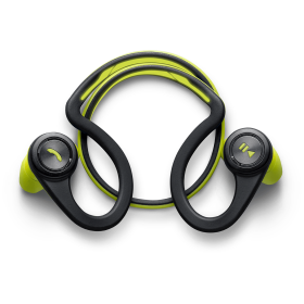 Plantronics 200460-01 BackBeat Fit Wireless Headphones, Earbud, Over-the-ear - In-ear, Green