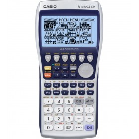 CASIO FX-9860GII SD SCINTIFIC CALCULATOR