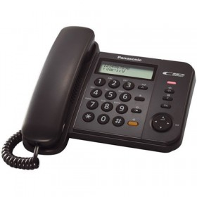 PANASONIC KX-TS580 WIRED C ID ANSWERING TELEPHONE