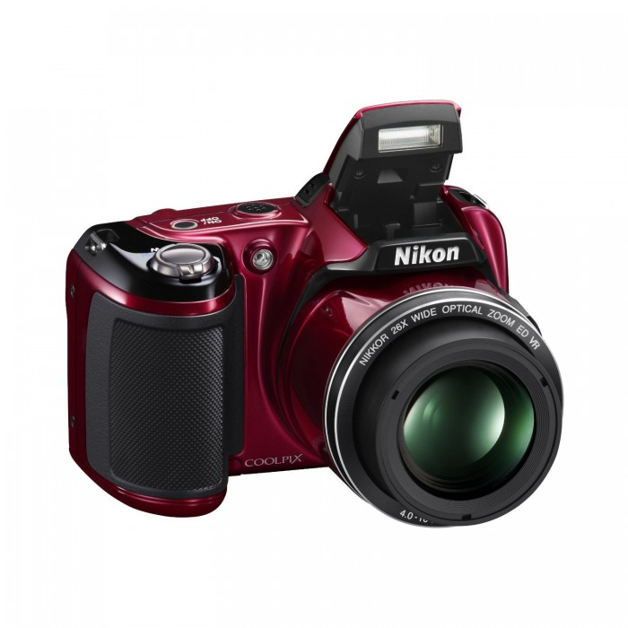 Buy From Radioshack Online In Egypt Nikon Coolpix L810 Red