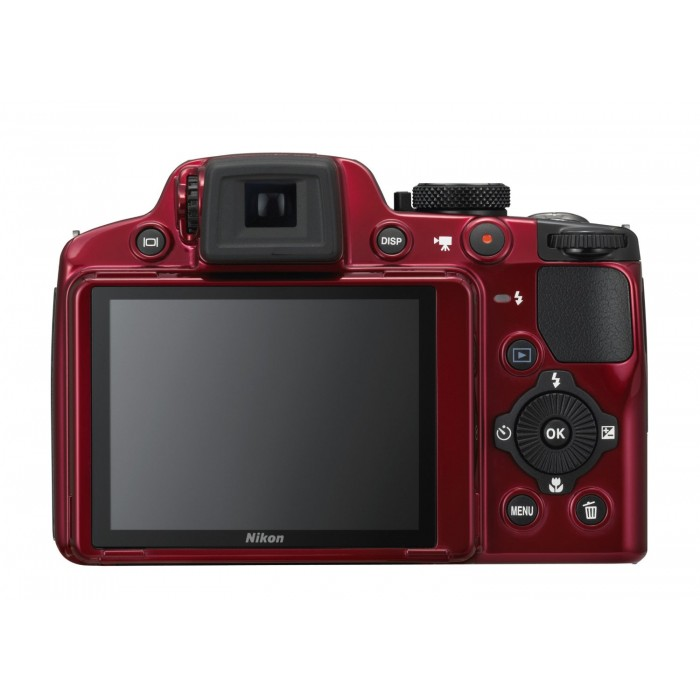Buy From Radioshack Online In Egypt Nikon Coolpix P510 Red