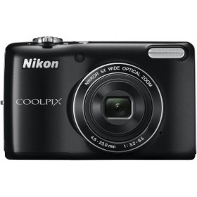 NIKON COOLPIX L26 BLK DIGITAL CAMERA
