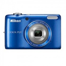 NIKON COOLPIX L26 BLU DIGITAL CAMERA