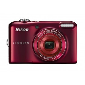 NIKON CAM L28 20.1MP RED DIGI CAM