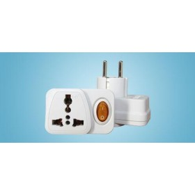 Radioshack TZ-Y/TZ-383 Travel Plug Lighted Switch