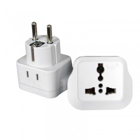 Radioshack TZ-Y/TZ-38 Travel Plug 2 OUTLET PLUG