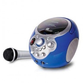 Memorex® MKS5215 Portable Karaoke Machine