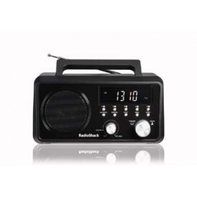 RadioShack® AM/FM/WX Table Radio