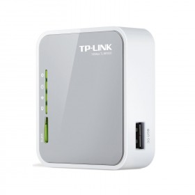 TP-LINK TL-MR3020 3G POCKET SIZE ROUTER