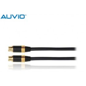 AUVIO® 6 Ft S-Video Cable