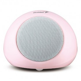 Genius SP-I170 Mini Portable Speaker - Pink