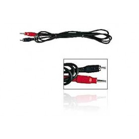 "RadioShack 6-Ft 1/8"" Phone to RCA Dubbing Cord"