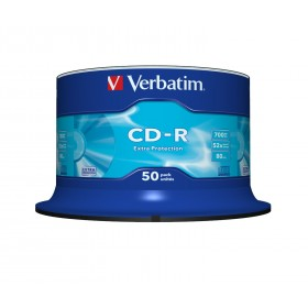 Verbatim EXTRA PROTECTION 50 CD-R