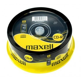 MAXELL 700MB 52X CD-R