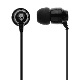 Skullcandy® INK'd® Black Headphones