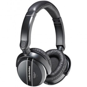 AUDIOTECHNICA Active Noise-cancelling Headphones