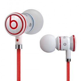 Beats 900-00077-01 Earbuds Dr. Dre urBeats White