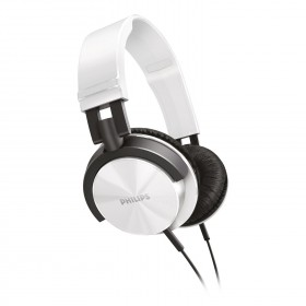 Philips DJ White Headphones