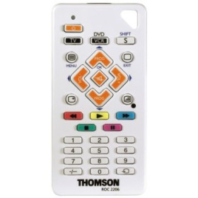 Thomson 00131419 / ROC2206 2in1 Universal Remote Control, magnetic