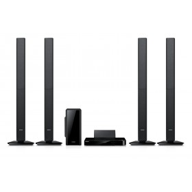 SAMSUNG 3D BLU-RAY HOME ENTERTAINMENT SYSTEM