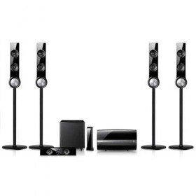 SAMSUNG BLU-RAY HOME THEATER