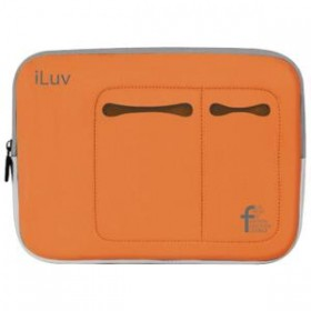 iLuv IBG2000ORG ORANGE ipad mini Laptop Sleeve