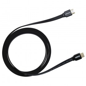 RadioShack 8-Ft. Flat High Speed with Ethernet HDMI Cable