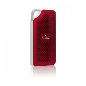 Puro MFUNRED External portable loudspeaker Music Fun Red