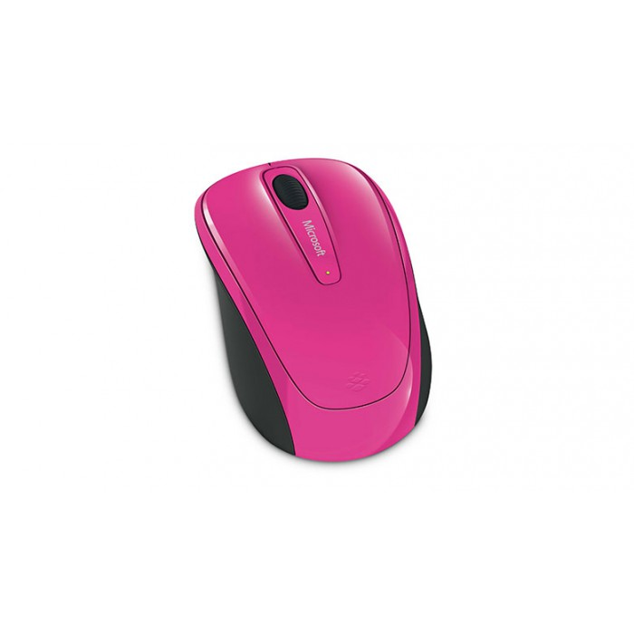 Wireless Mobile Mouse Pink