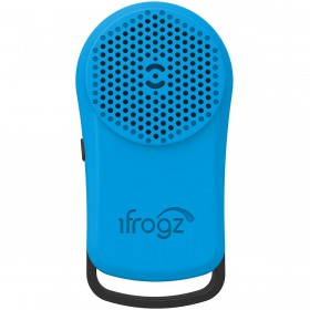 iFrogz IFTDPL-BL0 Audio Tadpole wireless Bluetooth Speaker - Blue