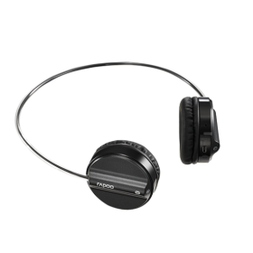 RAPOO H6020 BLUETOOTH STEREO HEADSET & MIC BLACK