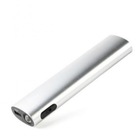 RAPOO P300 POWER BANK POLYMER&LED 10400 MAH SILVER