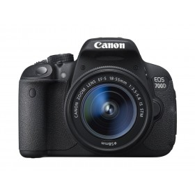 CANON EOS 700D 18-55MM IS STM NEW +CASE +SD 8GB
