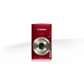 CANON IXUS 175 RED,20MP,8X,SD 8GB