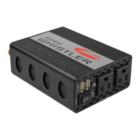 Whistler XP400i 400-Watt Power Inverter with 2 USB Ports