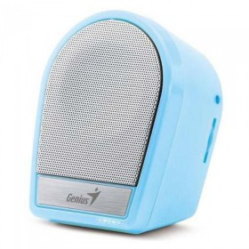 GENIUS 31730990101 SP-i177 SPEAKER MINI PORTABLE + SPEAKER 1730990100 SP-i177 FREE