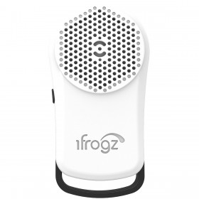 iFrogz IFTDPL-BW0 Tadpole wireless Bluetooth Speaker (white)