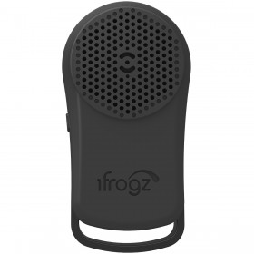 iFrogz IFTDPL-BU0 Tadpole wireless Bluetooth Speaker (Purple)