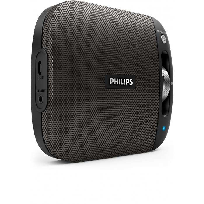 Philips Bluetooth Speaker Portable: Buy From Radioshack Online In Egypt Philips BT2600B/00 Wireless Portable Speaker Bluetooth® With