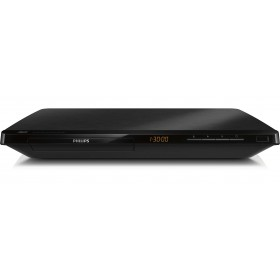 Philips BDP3480/05 series 3000 Blu-ray Disc/DVD player 3D playback DivX Plus HD BD-Live