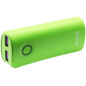 ICONZ IMN-PB602G Power Bank P602,6000 mAh,Green