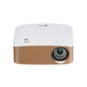 LG PH150G Projector with Embedded Battery (up to 2.5 hours) and Screen Share (with Miracast, WiDi supporting device)