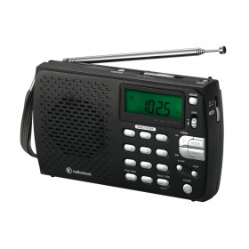 RadioShack 2000658 Compact Portable AM/FM/Shortwave Radio