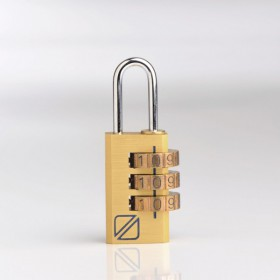 TRAVEL BLUE 035 Easy Read Combination Lock