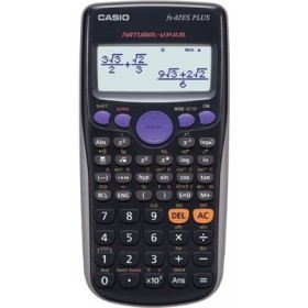 Casio FX-82ES Plus PRACTICAL CALCULATOR